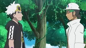 Pokemon Images: Pokemon Sun And Moon Anime Ash Vs Kukui