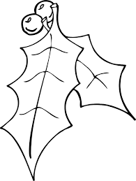Small Picture Mistletoe Coloring Page Coloring Home