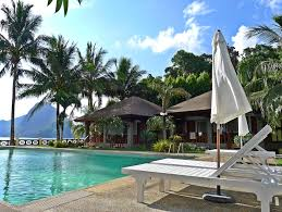 el nido garden beach resort swimming pool