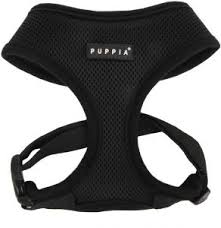 Puppia Soft Dog Harness Sizing Chart Puppia Soft Dog Harness Black Xx Large