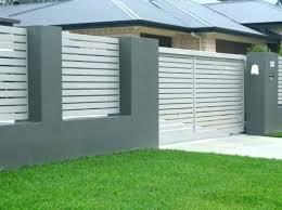 Google Garden Design Impressive Modern Garden Fence Home And Garden
