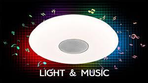Музыкальные <b>светодиодные люстры</b> Citilux. Установи ...