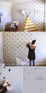 appealing diy bedroom wall decorating