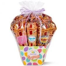 easter 7 cone gift basket spread the easter joy with this exciting popcorn easter