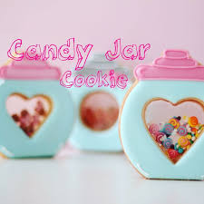 How To Decorate A Cookie Jar 100 Best Jar Cookies Images On Pinterest Decorated Sugar 73