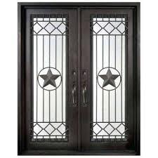 iron and glass front doors iron glass front door