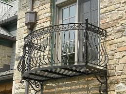 decorative railings. decorative iron balcony railing railings