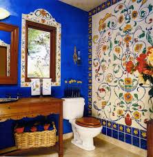 Mexican Bathroom mexican bathroom bathroom mediterranean with talavera tile hole 2013 by guidejewelry.us