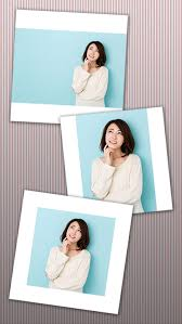 insta white square photo frame pro by landay apps