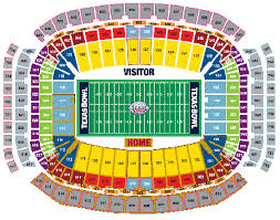 texas bowl tickets packages