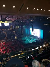 madison square garden section 211 row 10 seat 1 andrea bocelli shared by letsgomets1518