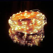 product images gallery generic 100 led string copper wire fairy lights battery powered waterproof diy