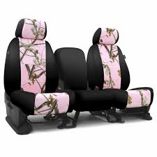 image is loading pink camo custom fit seat covers coverking for