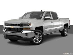 2018 Chevrolet Silverado 1500 Crew Cab | Pricing, Ratings ...
