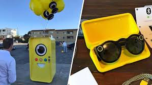 Snapchat Vending Machine Gorgeous Snapchat Spectacles Vending Machine Determine Its Next Location