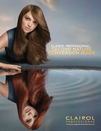 Second Nature Conversion Guide Clairol Professional