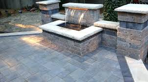 diy paver patio cost patio installation best of patio cost luxury h home design raised patio