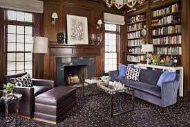 Home office library design ideas Houzz Elle Decor 45 Best Home Library Ideas Reading Nooks At Home
