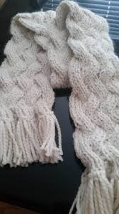 Cable Knit Scarf Pattern Magnificent Reversible Cable Knitting Patterns Free Knitting Patterns