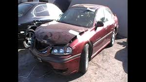 2000 Chevy Impala LS 51k 3800 Series-II Parts For Sale - YouTube