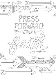Lds Coloring Pages Coloring Page Friend Magazine Pages