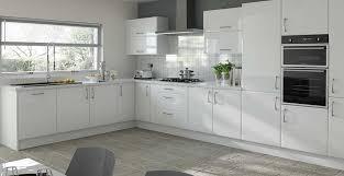 White Gloss Kitchen Cupboard Doors Rapflava