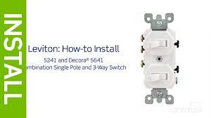 Hubbell Single Pole Switch Wiring Diagram Pilot Light Switch Wiring