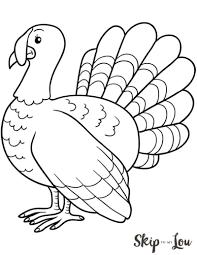 coloring pages coloring pages coloring pages free turkey the cutest skip