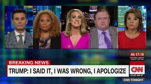 CNN Panel on Trump Arguing over THAT word CNN