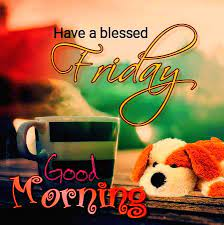 Friday, the last working day of the week, comes with a lot of excitement, fun and expectations. ᐅ Top 30 Good Morning Happy Friday Images Pictures