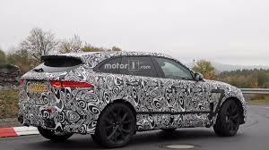2020 Jaguar F-Pace SVR New Review