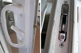 sliding door handle lock replacement pella sliding door handles