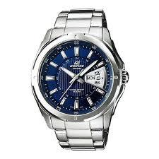 Наручные <b>часы CASIO EF</b>-<b>129D</b>-<b>2A</b> EDIFICE — купить в интернет ...