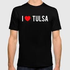 I Love Tulsa Pride Country Vacation T Shirt T Shirt By Shirtio