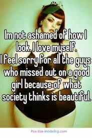 Quotes About Size And Beauty Best of The 24 Best Plus Size Beauty Images On Pinterest Girls Inspiration
