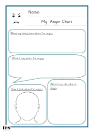 Feeling Identification Chart Feelings Worksheets For Children Odmartlifestyle Com