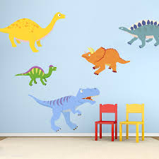 dino adventures printed photos of wall decal dinosaur