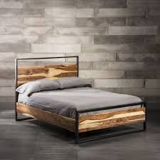 Taking The Bedroom Ambiance To New Heights Is Easily Accomplished Thanks To  This Unique Rosewood Bed