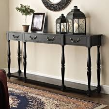 Wine Rack Console Table Wayfair