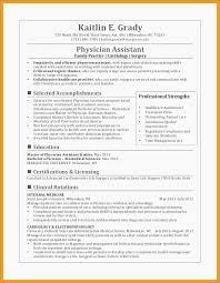 Medical Assistant Resume Samples Awesome New Medical Assistant
