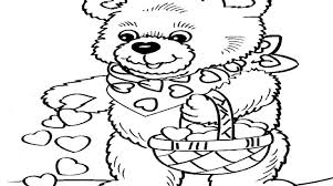 Small Picture Valentine Day Coloring Pages Printable 26 Photo Gallery Gekimoe