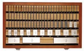 Mitutoyo Gage Block Set 516 Series Rectangle Cera 81 Blocks