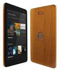 Dell Venue 8 Pro Orange Light Skinomi Techskin Dell Venue 8 Pro Screen Protector Ultra Clear Shield Light Wood Full Body Protective Skin