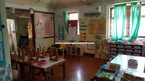 the learning garden classroom
