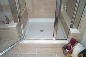 cultured marble shower pan sasa home depot base repair