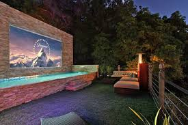 beverly crest outdoor projector