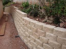 windsor concrete link block retaining wall