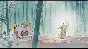 「かぐや姫の物語 たけのこ」の画像検索結果