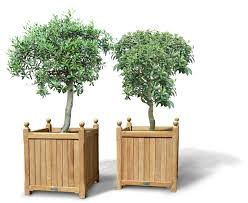 for extra large square outdoor planters
