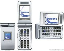 Samsung D300 pictures, official photos